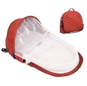 Túi ngủ cho bé, giường ngủ di động cho bé